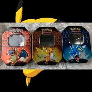 Pokémon Card Tin Bundle